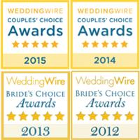 Hawaii wedding video Bride's Choice Award