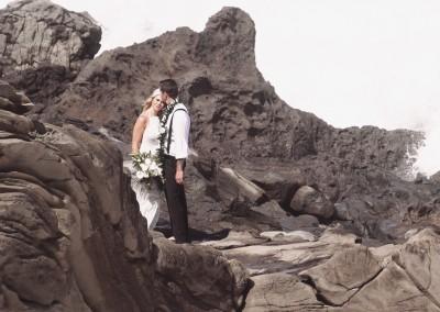 Jannae and Garret's Maui Wedding